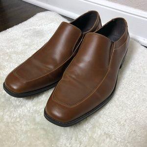 Apt. 9 Cognac Brown Loafers